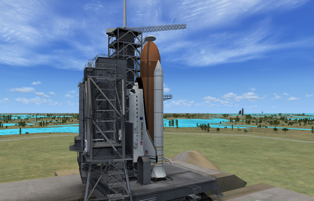 roblox space shuttle - photo #49